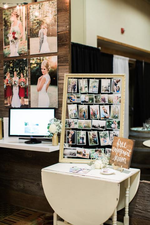 Oregon Wedding Showcase Bridal Show Booth Oregon Wedding